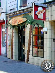 Salsa-Clubs in Hamburg: Bahia Bar