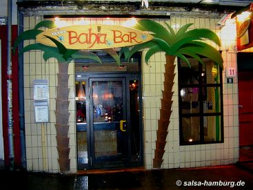Salsa in Hamburg: Bahia Bar (click to enlarge)